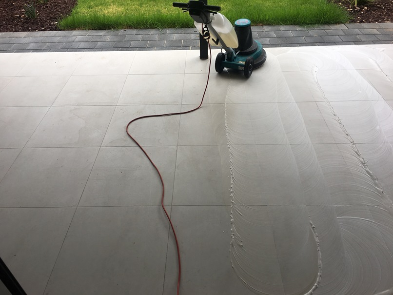 Tile and Grout Cleaning Adelaide High Pressure Extraction