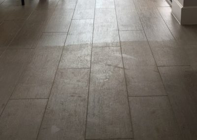 Tile cleaning 6